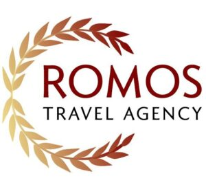 Romos Travel Logo